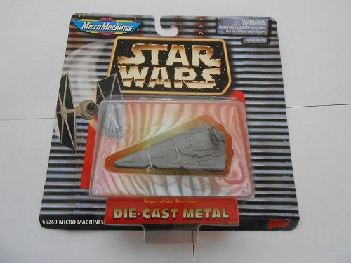 Star Wars Micro Machines Millennium Falcon 1996 Die cast Metal