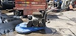 Al Cook Technology High Speed Burnisher For Parts