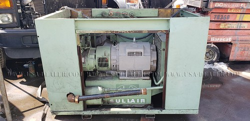 1993 Sullair 10-30 AC/AC Air Compressor
