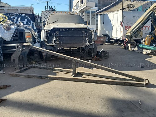 12' Boom Arm For Backhoe