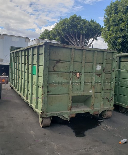20' Roll Off Container
