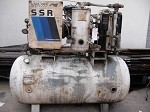 Ingersoll Rand SSR Compressor, Year 1984, Hoursr 17732 30HP