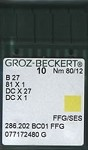 Groz Beckert B-27 (Box of 100 needles)