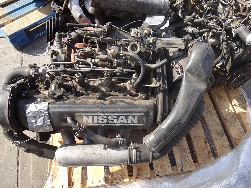 NISSAN ENGINE 4 CYLINDER