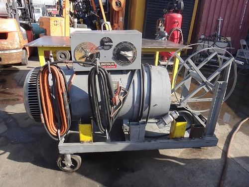 TORPEDO LINCOLN ARC WELDER SAE 300