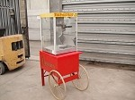 Pop Corn Popper by Star Manufacturing #49 Push Cart