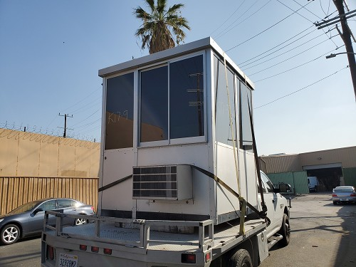 Security Guard Shack / Ticket or Valet Parking Booth / Portable Office