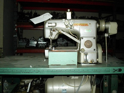 Strobel Jacket Industrial Sewing Machine