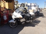 2002 BMW R1150RT Sport Touring Police Series Motorcycle