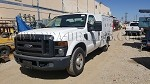 2008 Ford F-250  Animal Care Service Truck Reduced Price!!!