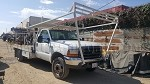2001 Ford F-550 XL Super Duty Auger Truck