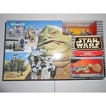 Star Wars Micro Machines Transforming Action Set Jabba/Mos Eisley Spaceport