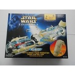 Star Wars Episode 1 Micro Machines Battle Droid Trade Federation Control Ship