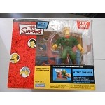 The Simpsons World of Springfield Aztec Theater w/Exclusive McBain