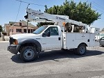 2006 Ford F450 Terex Bucket Truck