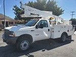 2004 Ford F450 Terex Bucket Truck