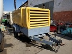 2011 Atlas Copco XAS750JD7 Towable Air Compressor