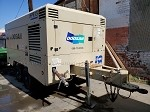 2012 Doosan HP915WCU-FX-T3 Tow Air Compressor
