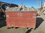 3-Yard Dumpster with Lid