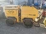 2003 Wacker RT820 Trench Compactor For Parts