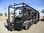2006 International 4400 Rail Swat Truck