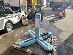 OTC 5078 Air/Hydraulic High-Lift Transmission Jack