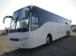2013 Volvo 9700 Charter Bus