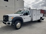 2011 Ford F550 Utility Truck