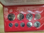1982 JAMAICA BRILLIANT UNCIRCULATED SPECIMEN SET