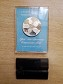 United Nations Children's Fund Sterling Silver Anniversary Commemorative Metal