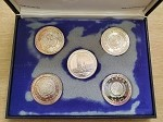 United Nations Official 25th Anniversary Commemorative First Edition Proof Set