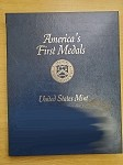 1973 America's First Medals Commemorating Battles Of The American