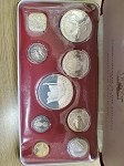 Coin Set Commonwealth BAHAMAS PROOF SET 1974 COINS