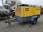 2012 Atlas Copco XATS 375 Air Compressor