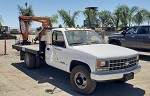 1991 Chevrolet 3500 Flatbed Truck