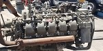 MAN Diesel Engine D2840