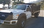 2011 Ford F-450 Flatbed Truck