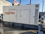 Aggreko 240KW Enclosed Generator
