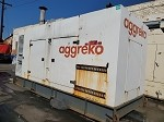 Aggreko 440KW Enclosed Generator