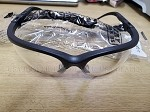 MCR Safety K3H20 Safety Glasses, Klondike 2.0 Clear Lens