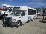 2015 Ford E450 Passenger Bus