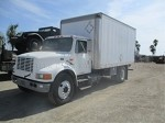 1994 International/Navistar 4700 Box Truck International/Navistar DT408 Diesel