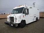 1999 International 1652 Utility Van Truck