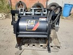 2011 Cat PC206 Hydraulic Skid Steer Planer