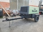 2016 SULLAIR 185D DPQ KU4F Air Compressor