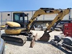 2002 Caterpillar 305CR Mini-Hydraulic Excavator