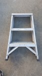 2' WARNER METAL LADDER
